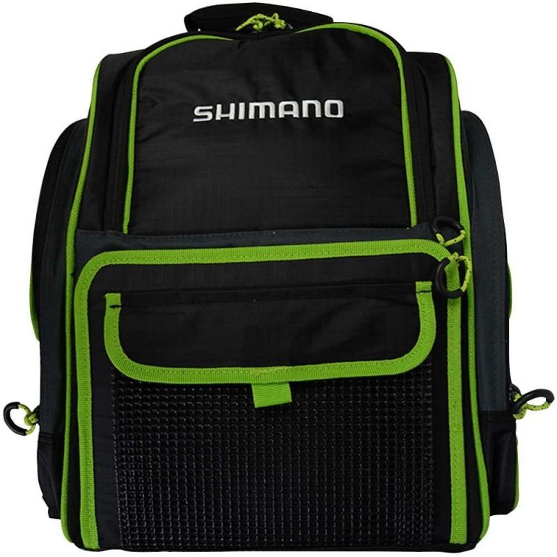 Mochila de Pesca Shimano Back Pack 25L 4 Estojos - Lug1511