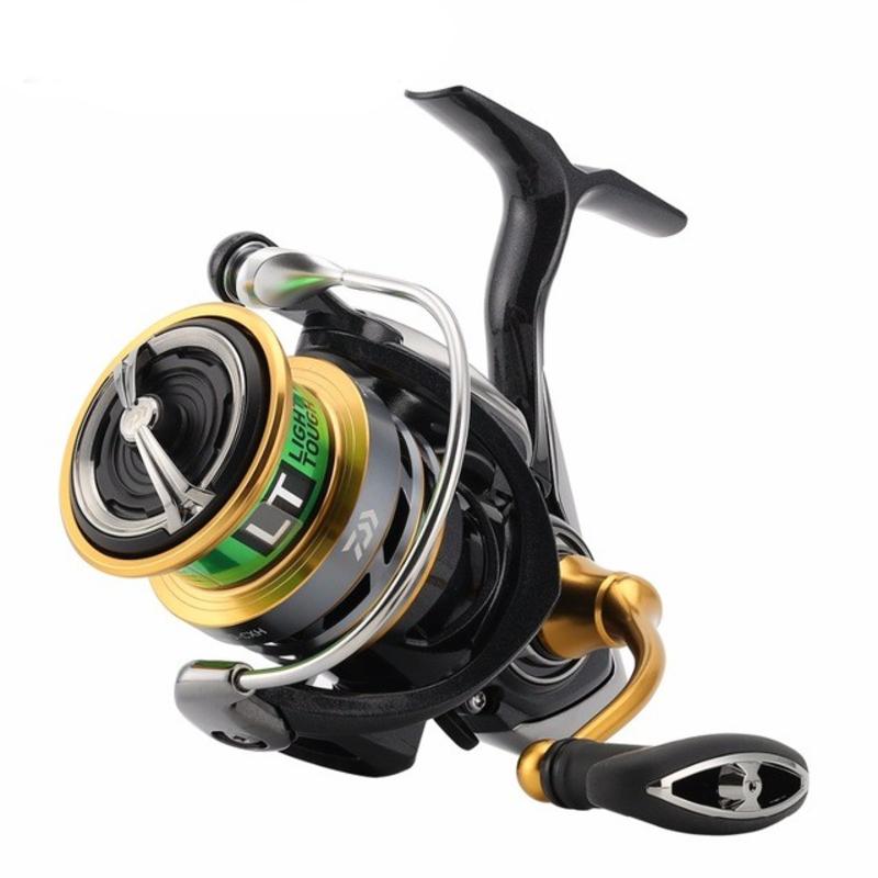 Molinete Daiwa Exceler LT 4000D-C Rec 5.2:1 Drag 12Kg   - Pesca Adventure