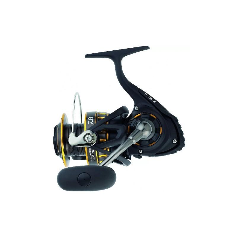 Molinete Daiwa New BG 2500 Novo  - Pesca Adventure