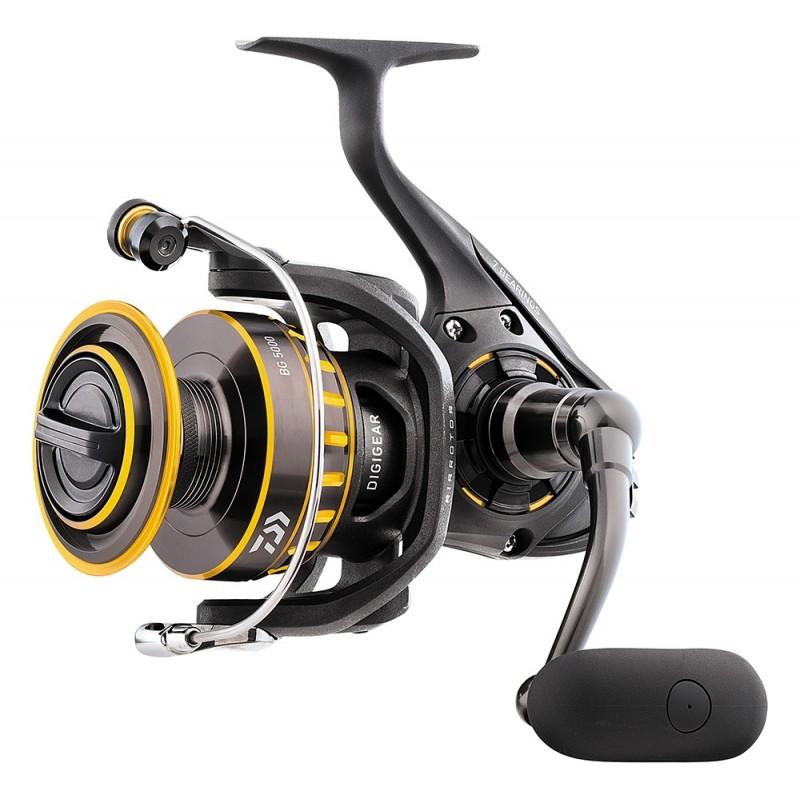 Molinete Daiwa New BG 6500 Novo  - Pesca Adventure