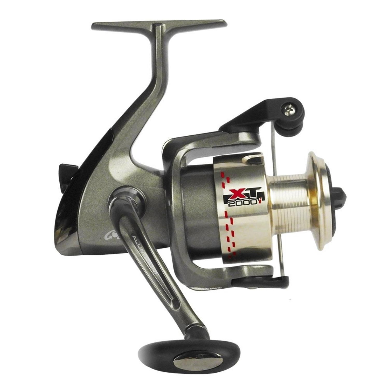 Molinete de Pesca XT 6000i Marine 4.3:1 Drag 10Kg + Carretel extra  - Pesca Adventure