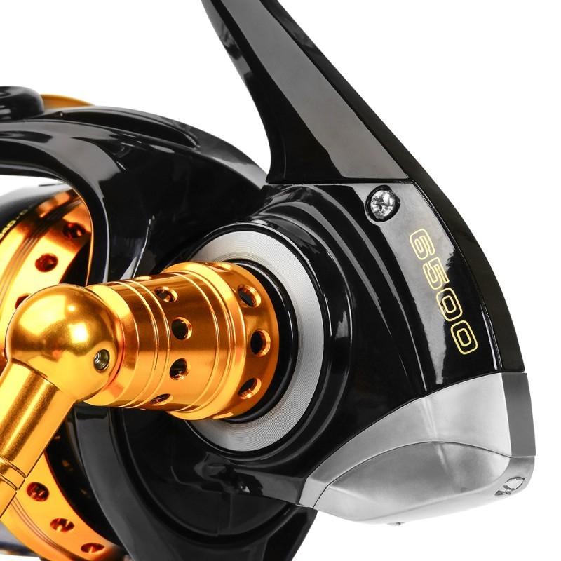 Molinete Marine Thunnus 6500 Drag 30Kg  - Pesca Adventure