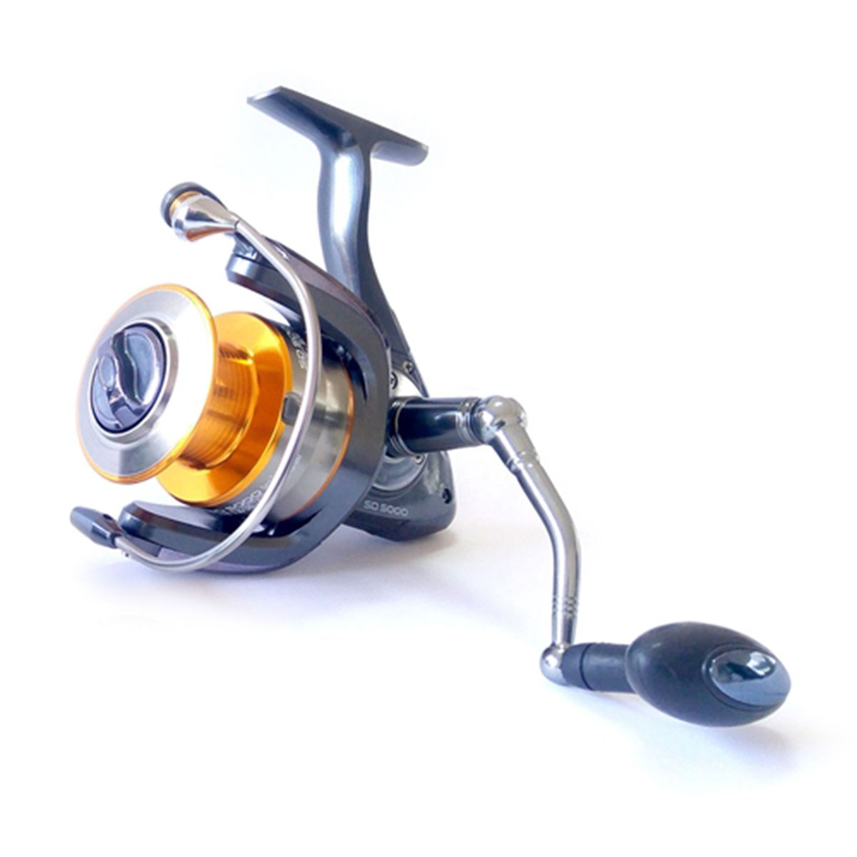 Molinete Pro Tsuri Sode 3000 Rec 5.1:1 Com Carretel Extra  - Pesca Adventure
