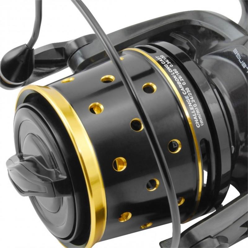 Molinete Saint Challenge 8000 Carbon Long Cast  - Pesca Adventure