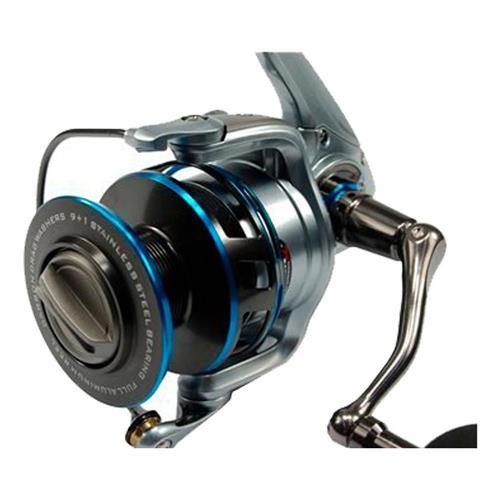 Molinete Saint Purus 3000 Fricção Frontal Drag 8kg   - Pesca Adventure