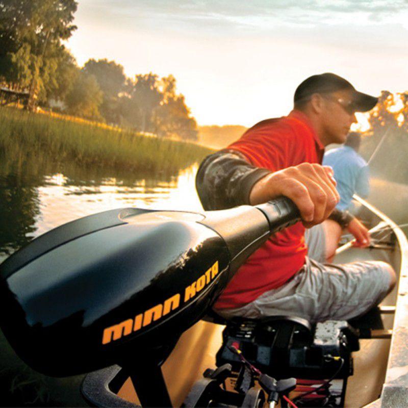 Motor Elétrico Minn Kota Endura C2 40lb Digital Água Doce  - Pesca Adventure