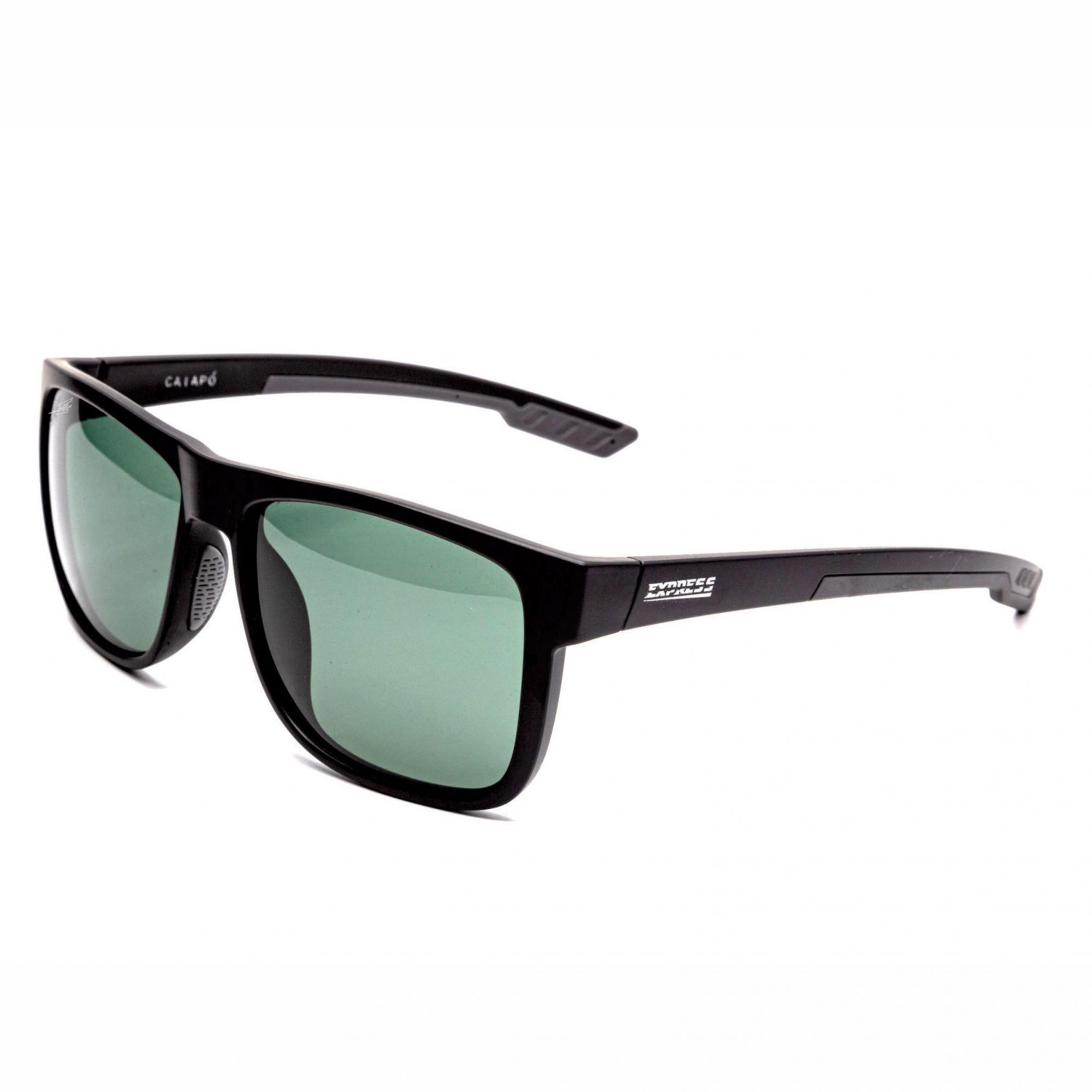 Óculos de Sol Polarizado Express Caiapó Preto Fosco