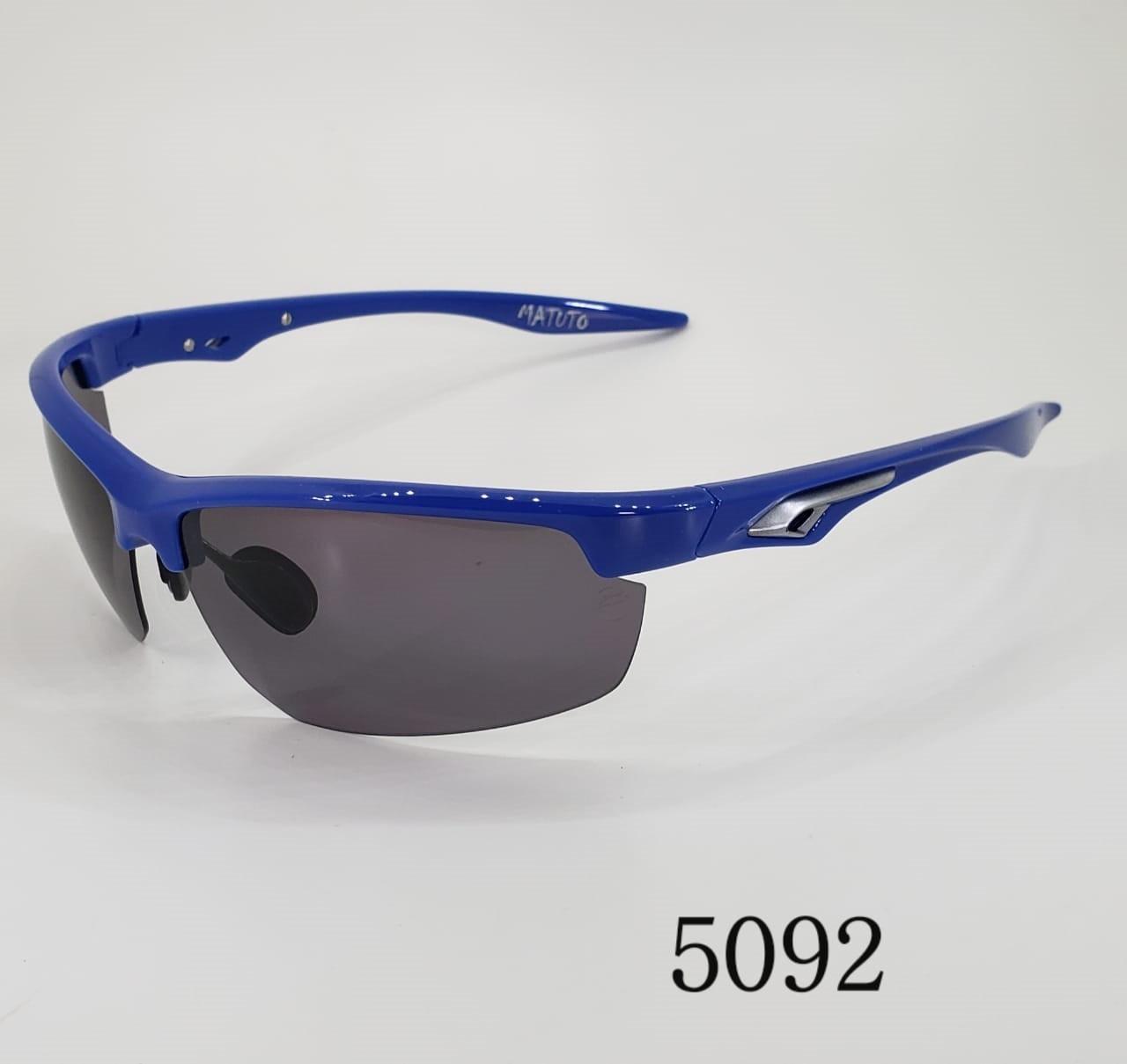 Óculos de Sol Polarizado Matuto Modelos 5092 Azul