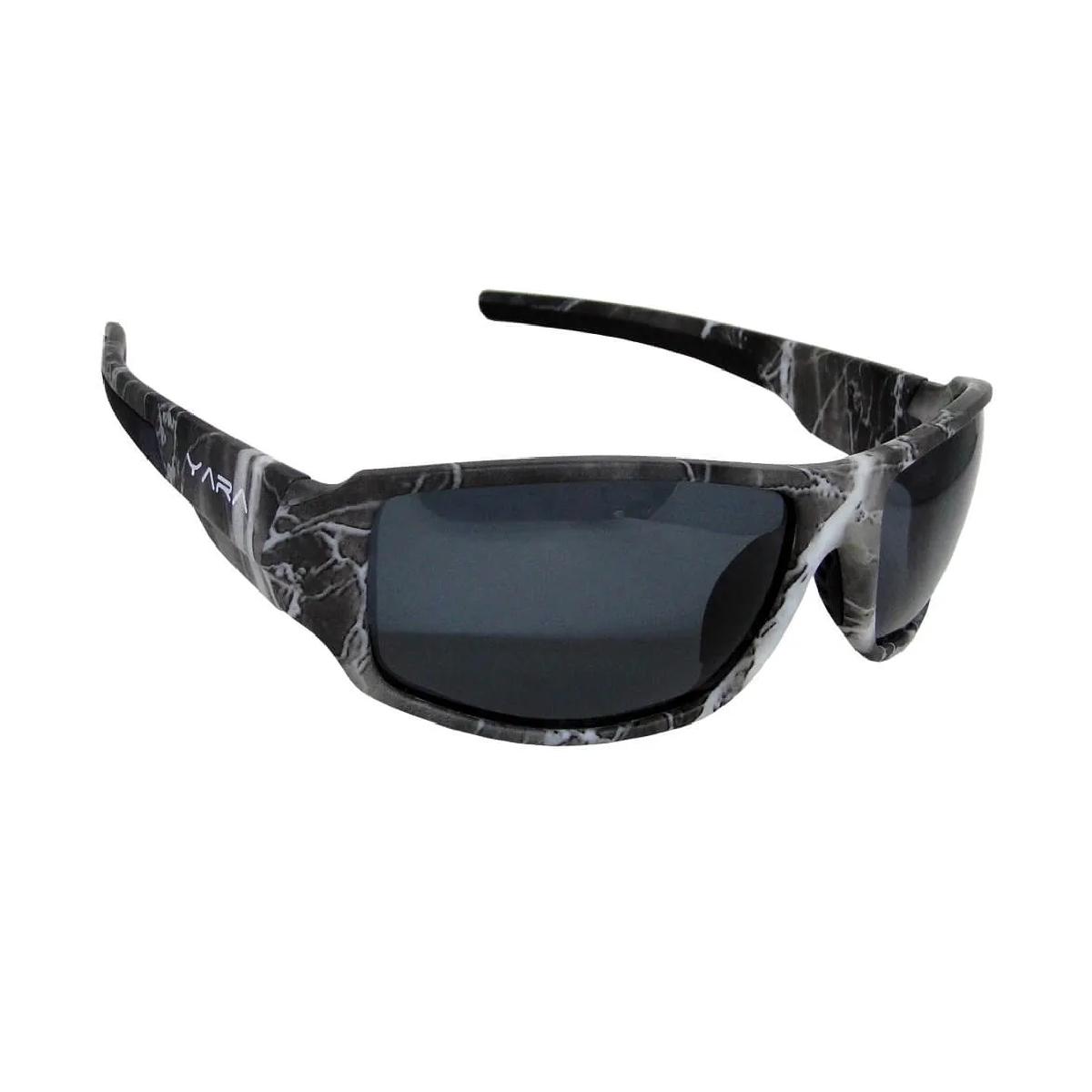 Óculos de Sol Polarizado Yara Dark Vision 01351 Camo1 - Lente Smoke