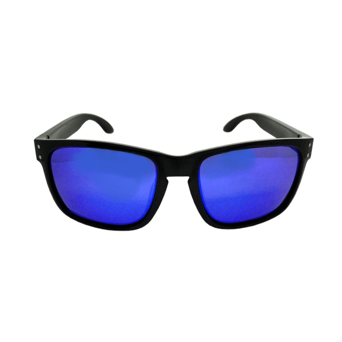 Óculos de Sol Polarizado Yara Dark Vision 01592 Classic - Lente Azul Espelhado  - Pesca Adventure