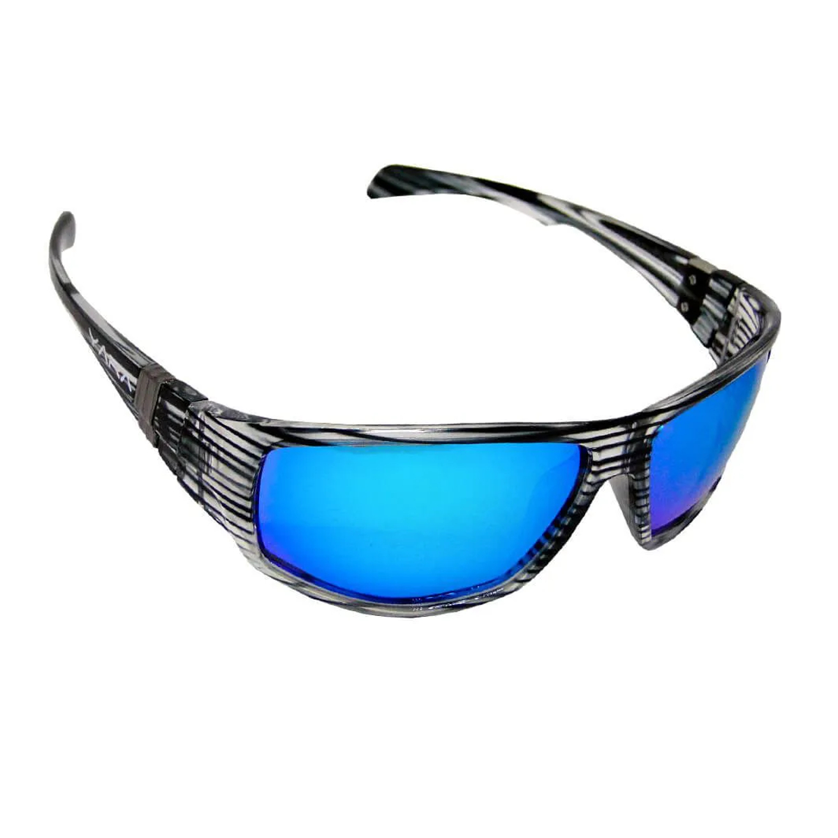 Óculos de Sol Polarizado Yara Dark Vision 01851 Sport - Lente Azul Espelhada