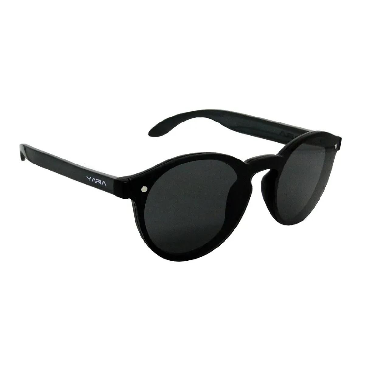 Óculos de Sol Polarizado Yara Dark Vision 09611 Casual - Lente Smoke Feminino