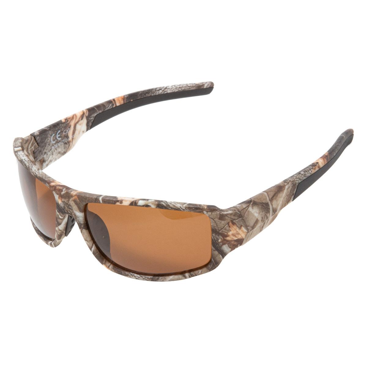 Óculos Polarizado Pro-Tsuri Vorax - Camuflado Fosco 10P0043