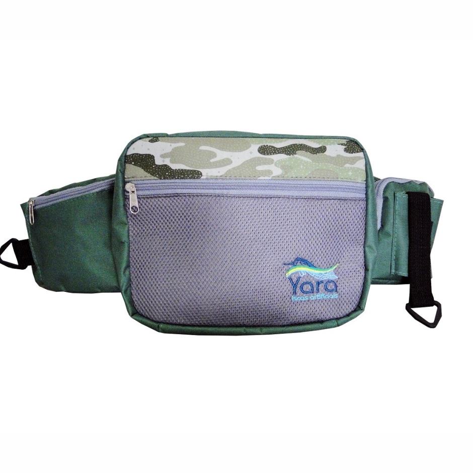 Pochete de Pesca Yara Verde c/ Camuflado