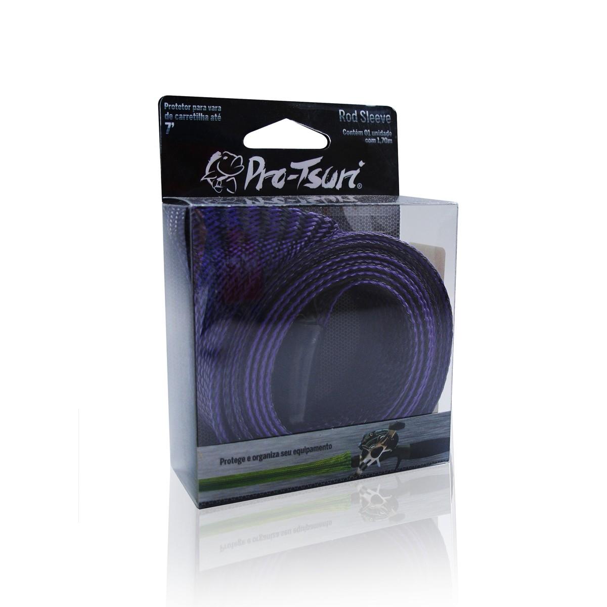 Rod Sleeve Pro-Tsuri Protetor De Vara Para Carretilha Até 6