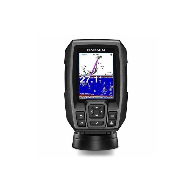 Sonar Garmin Striker 4 Fishfinder With Built-In GPS Com Transducer 3.5''