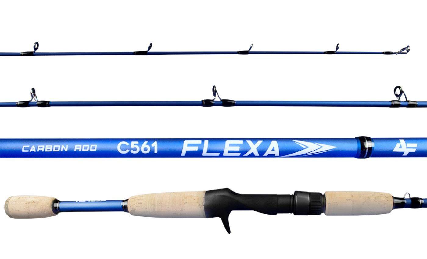 Vara Albatroz Flexa 581 (1,73m) 6-17lb Carretilha  - Pesca Adventure