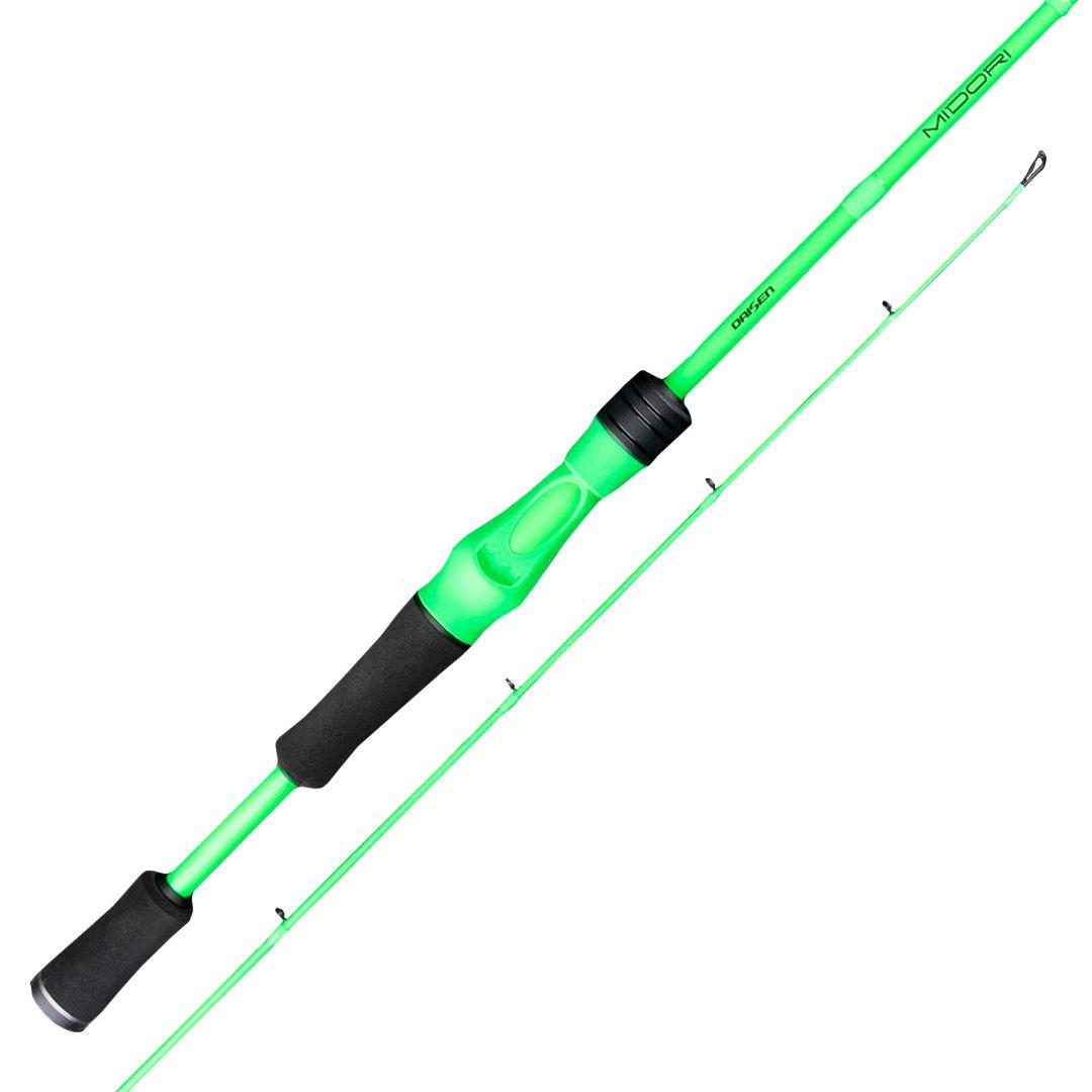 Vara Daisen Midori 581 (1,73m) 6-12lb Carretilha Inteiriça  - Pesca Adventure