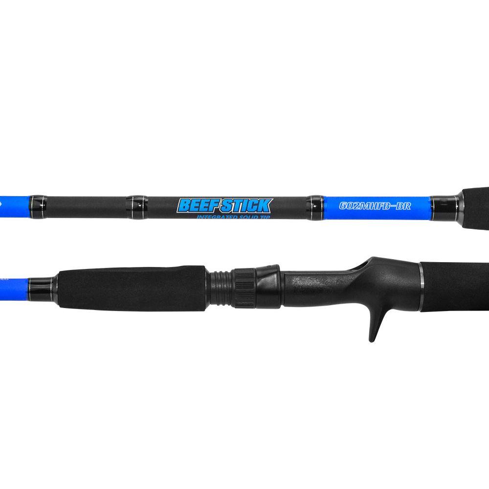 Vara Daiwa Beef Stick 602 1,83m 20-40lb Carretilha Duas Partes  - Pesca Adventure