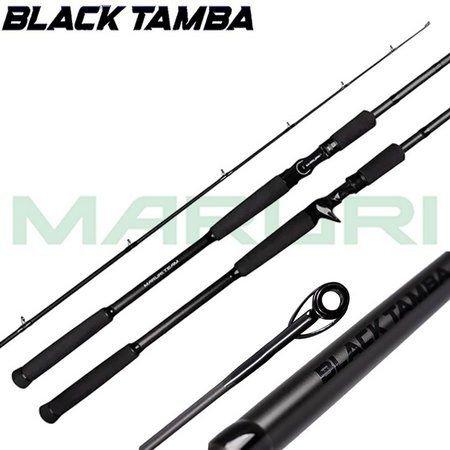 Vara De Pesca Black Tamba 701 (2,10m) 30-60lb Carretilha Inteiriça  - Pesca Adventure