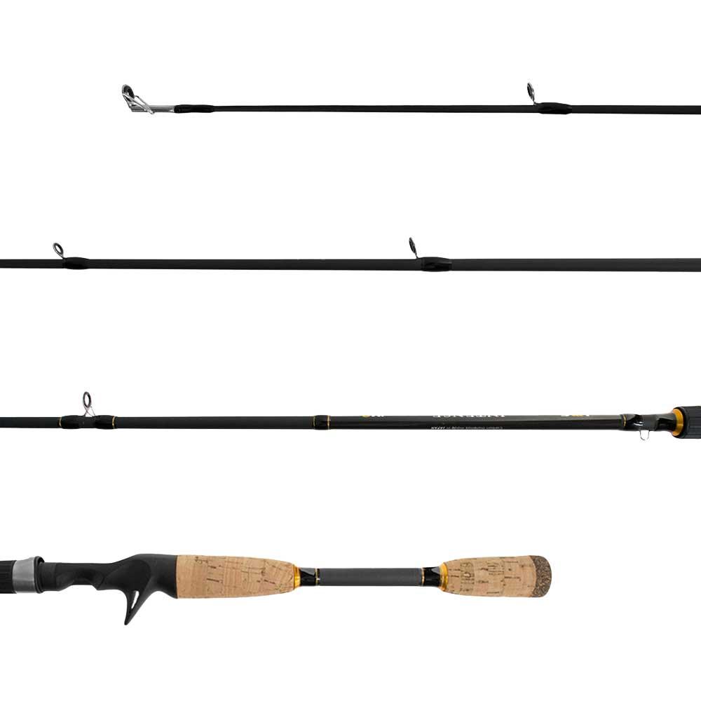 Vara Lumis Intense 581 (1,74m) 6-17lb p/ Carretilha Inteiriça  - Pesca Adventure