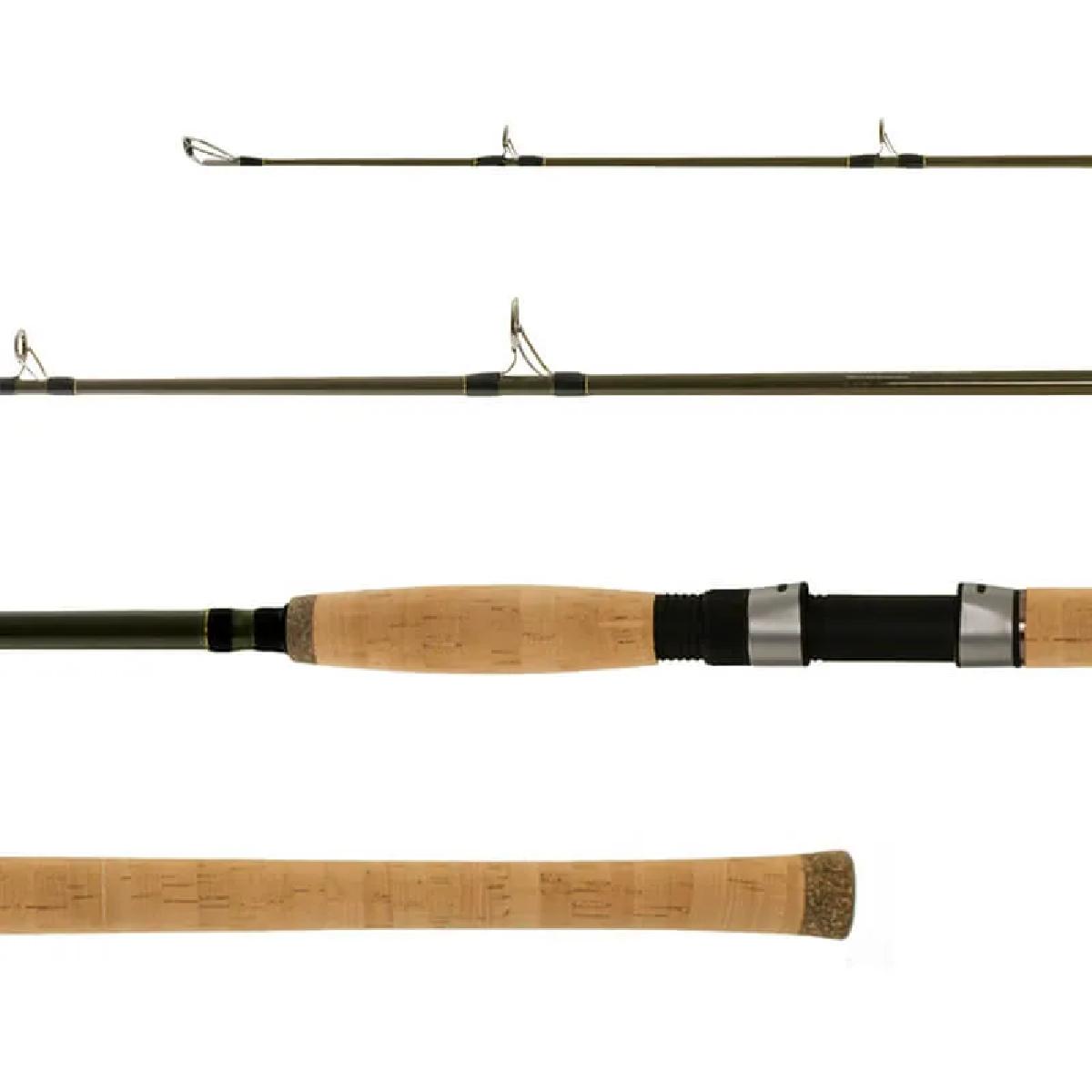 Vara Lumis Intense 631 (1,89m) 4-10Lb Para Molinete Inteiriça  - Pesca Adventure