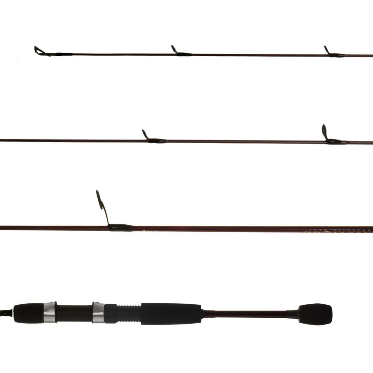 Vara Lumis Mystique 601 (1,83m) 4-8lb Para Molinete Inteiriça  - Pesca Adventure