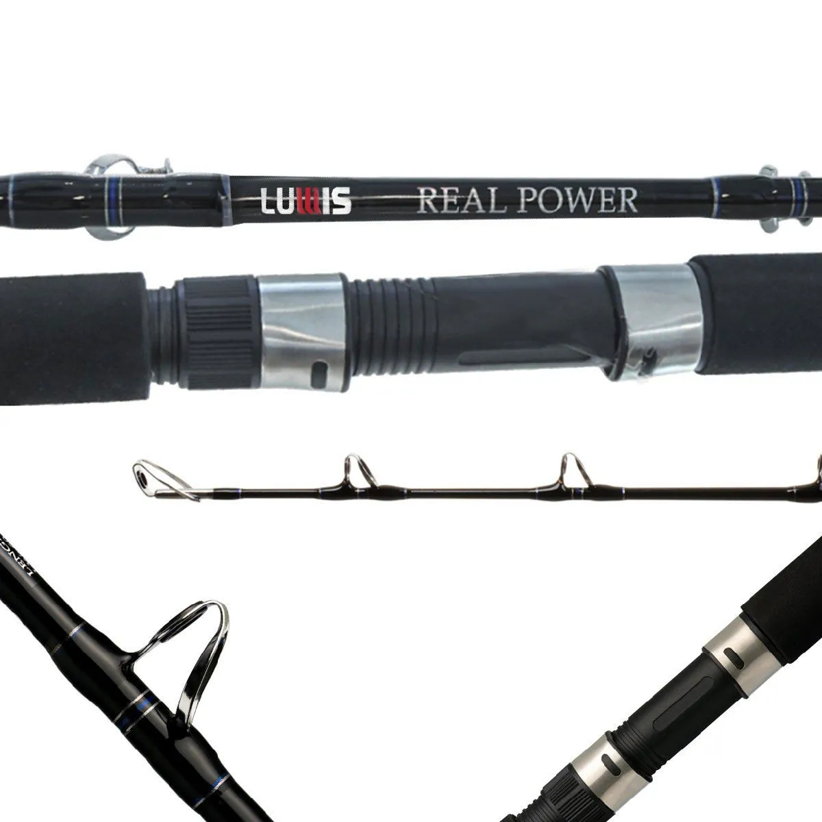 Vara Lumis Real Power 1,80m 80-160lb Inteiriça