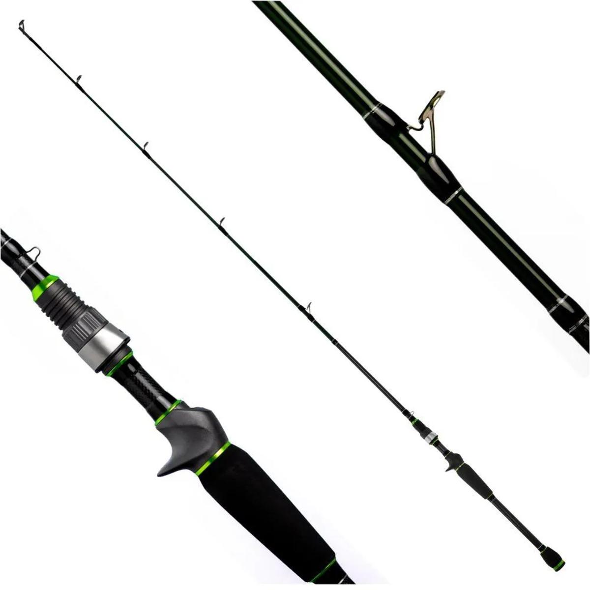 Vara Lumis Spirior Xt 561 (1,68m) 8-20lb Carretilha Inteiriça  - Pesca Adventure
