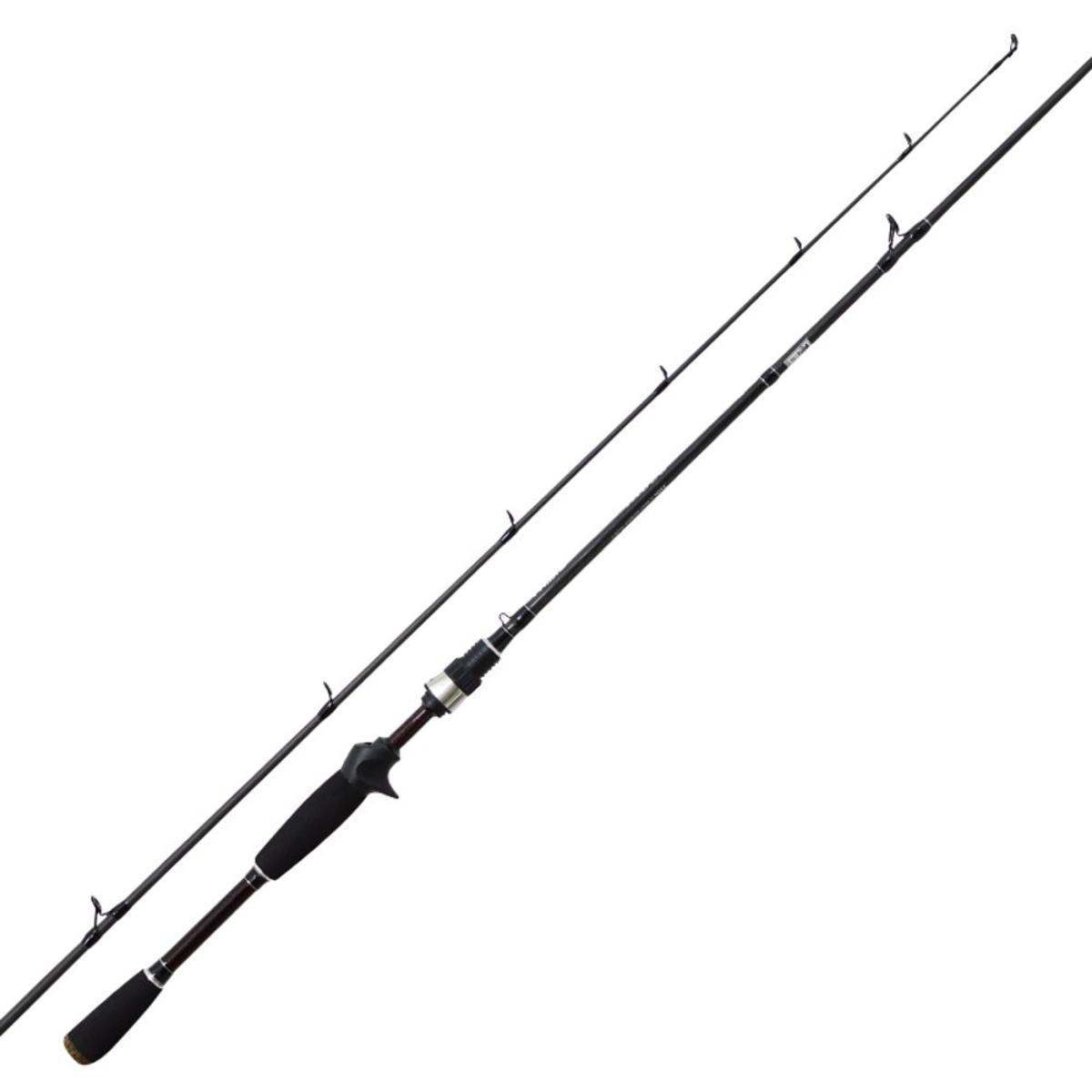 Vara Lumis Viper 802 (2,40m) 15-40lb Carretilha 2 Partes  - Pesca Adventure