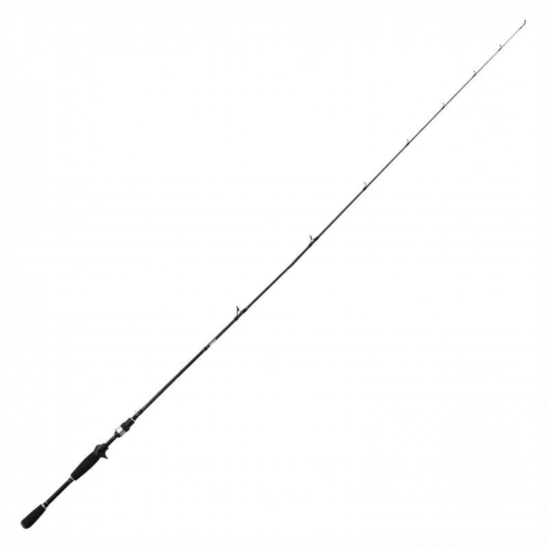 Vara Lumis Viper IM7 561 1,68m 4-12lb p/ Carretilha  - Pesca Adventure