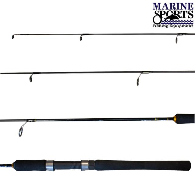 Vara Marine Evolution G3 471 (1.40m) 6-12lb Molinete Inteiriça  - Pesca Adventure