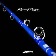 Vara Marine River Power Spiral 361 (1,10m) 6-16lb Carretilha Inteiriça  - Pesca Adventure