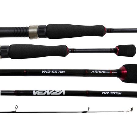 Vara Marine Venza 601 (1,83m) 10-20lb Para Molinete Inteiriça  - Pesca Adventure