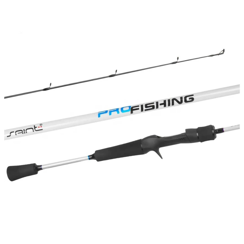 Vara Saint Pro Fishing 601 (1,83m) 8-20lb p/ Carretilha  - Pesca Adventure