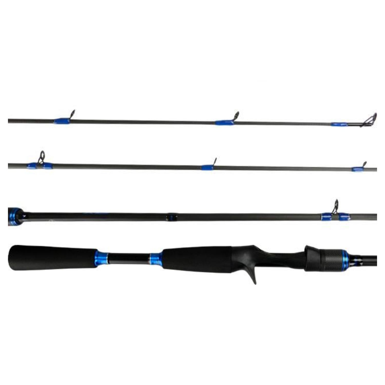 Vara Shimano SLX 5´10 (1,78m) 10-20lb p/ Carretilha  - Pesca Adventure