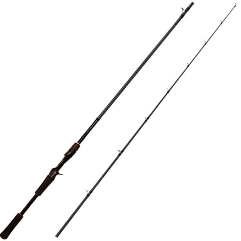 Vara Shimano Zodias 661 (1,98m) 10-25lbs Para Carretilha Inteiriça  - Pesca Adventure