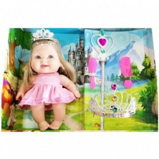 Boneca Bee Baby Princess