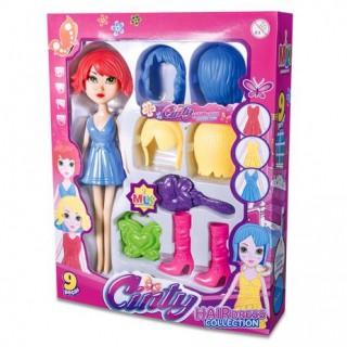 Boneca Cinty Hair Dress Sortido Collection