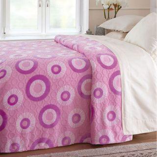Cobertor Casal Devore Jolitex Rosa