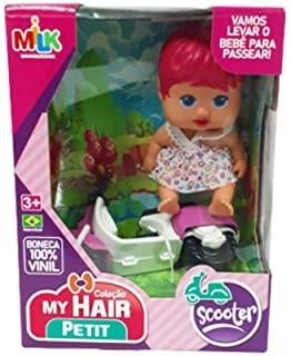 Coleção My hair Petit