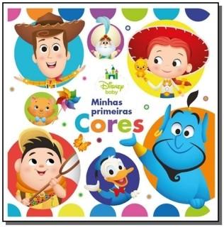 Disney Baby- Minhas primeiras Cores