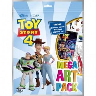 Disney Pixar Toy Story 4- Mega Art Pack