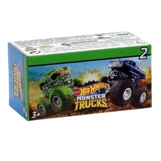 Hot Wheels- Monster Trucks
