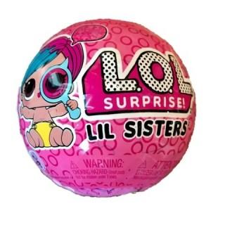 LOL Surprise lil sisters !
