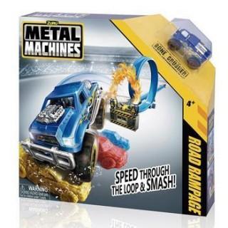 Pista Metal Machines - Road Rampage
