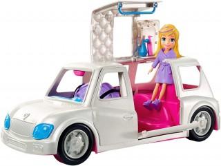 Polly Pocket Limousine Fashion - Mattel
