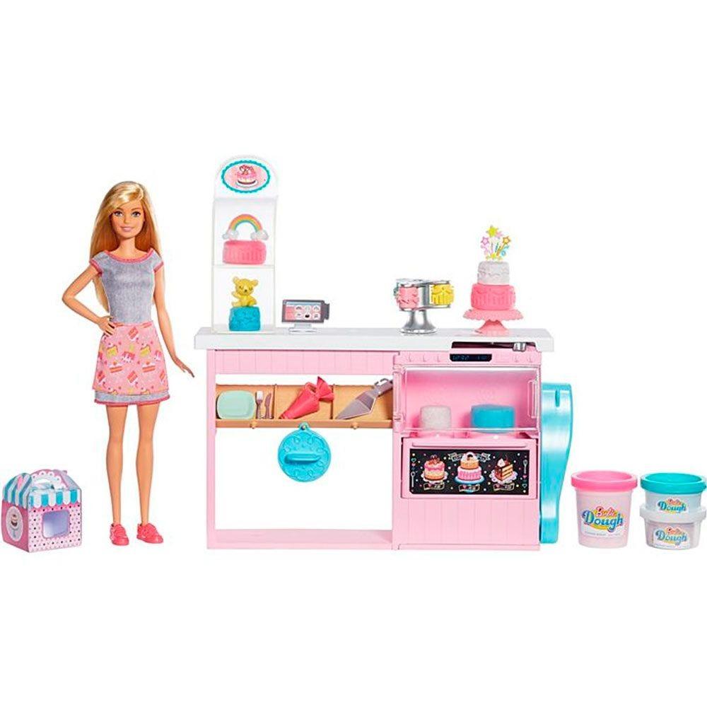 Barbie Chef De Bolinhos - Mattel