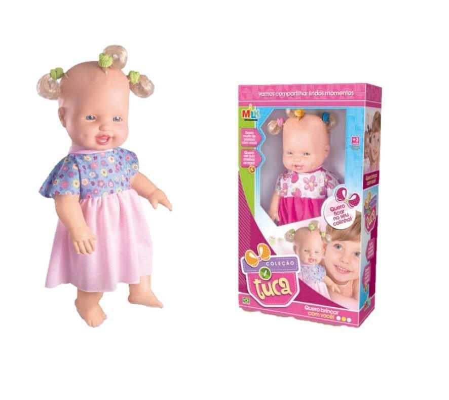 Boneca Baby Tuca