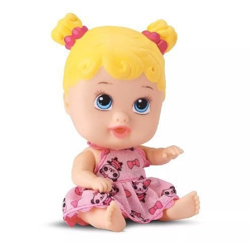 Boneca Bebe Little DOLLS Gemeos